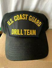 New Us Coast Guard Cap Hat Uscg Drill Team Military Ceremonial