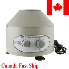 SALE! Electric Centrifuge Machine 4000rpm Lab Medical Practice Capacity:20 Ml X6