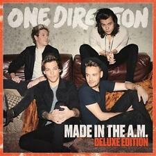ONE DIRECTION Made In The A.M. (Deluxe Australian Softpack Edition) CD NEW