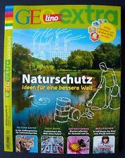 """GEOlino EXTRA """"Naturschutz"""" Nr.70   ungelesen, Top Zustand"""