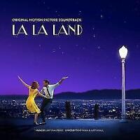 CD - La La Land - Original Motion Picture Soundtrack  mit Emma Stone - NEU - OVP