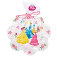 Disney Princess Party Cello Bags - Sweet Candy popcorn - Birthday Favours Bag