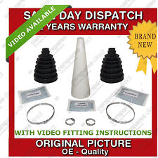 2x LAND ROVER CV JOINT BOOT KIT CONE CV BOOTKIT CONE-CV-GAITER-DRIVESHAFT NEW
