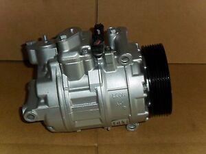 AC COMPRESSOR FITS 2008, 2009, 2010, 2011, 2012 BMW 535XI, 535I, X5 3.0L