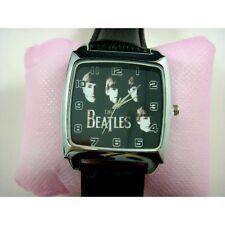 HOT The Beatles Women Ladies Girl Men Boy Fashion Quartz Steel Wrist Watch