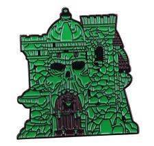 Castle Grayskull Enamel Pin Masters Of The Universe He-man Retro 80s TV Show Pin
