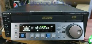 Sony JH3 HDcam player with HDSDI outputs  Fully working.