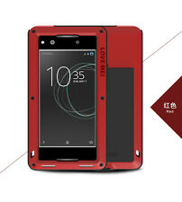 Coque SONY XPERIA XA1  Etanche et antichoc - LOVE MEI FRANCE - rouge