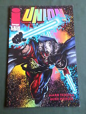 UNION - IMAGE COMIC USA - JUNE 1993  - 1ST PRINTING  - #1  VG