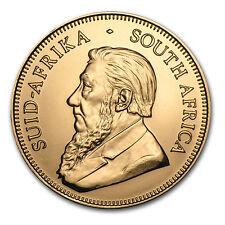 2015 South Africa 1 oz Gold Krugerrand - SKU #84897