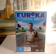 Eureka - Complete Season 1 (R4) DVD Box Set ' Top Condition (Mystery)