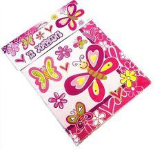 Articoli rosa per feste e party a tema farfalle