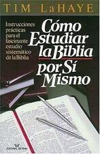 Cmo Estudiar La Biblia Por S Mismo