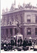 PHOTOGRAPH UNVEILING OF BOER WAR MEMORIAL CORNHILL IPSWICH SIR JOHN FRENCH 1906