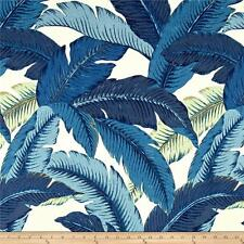 Tommy Bahama Indoor/Outdoor Swaying Palms Escape Blue By The Yard