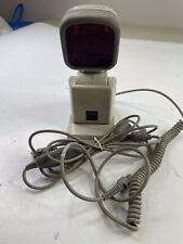 Metrologic Ms6720 Wedge Handheld Barcode Scanner w/ Base
