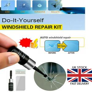 Automotive Glass Nano Repair Fluid Glass Crack Chip Repair Kit 2021 UK