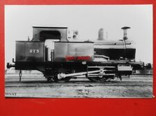 PHOTO  GLASGOW AND SOUTH WESTERN RAILWAY (G&SWR) LOCO NO 273
