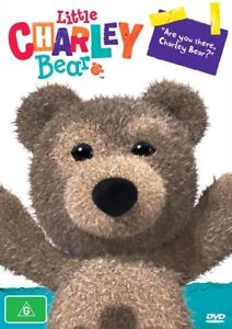 Little Charley Bear DVD - Are You There, Charley Bear? 8 FULL EPISODES - Region4