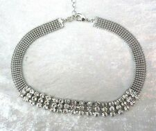Women's Gothic Crystal Chokers