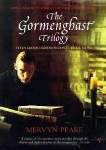 The Gormenghast Trilogy: Titus Groan, Gormenghast,... by Peake, Mervyn Paperback