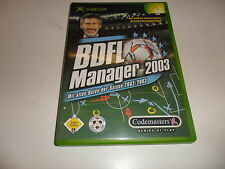 XBox    BDFL Manager 2003 (17)