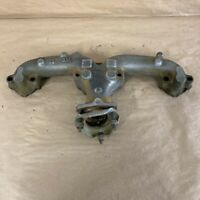 Original GM 69-75 Chevy Corvette Ram Horn Smog RH Exhaust Manifold 3932461 OEM