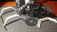 ALIGN TREX 500 MAIN FRAME WITH LANDING GEAR AND PARTS