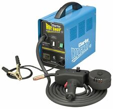 Clarke WE6440 120-Volt Fluxcore Spool Gun Welder
