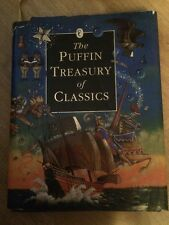 Puffin Classic Treasury Children's Stories Poems Beautiful Illustrations