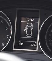 PLATTE VOLKSWAGEN VW SCIROCCO R-STYLE R-LINE TSI TDI TFSI SHARK 4MOTION DSG