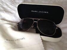 80d4424f5fb30 Marc Jacobs Aviador Gafas De Sol   Estuche De Cuero. Excelente Estado  Vintage. Unisex.