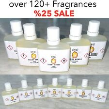 30ml DESIGNER Fragrance Oil, SUPER STRONG OILS, candle,soap,diffusers,wax,bomb