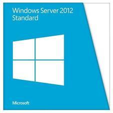 Deutsche Computer-Betriebssysteme mit Microsoft Windows Server 2012 für Standard