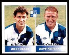 Panini Football League 95 - Billy Clark - Dave Pritchard (Bristol) No. 414