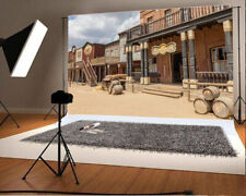 9x6Ft Backdrop Western Brew Pub Photo Photography Prop Background