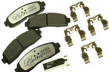Disc Brake Pad Set-4WD Front Autopartsource VP833K