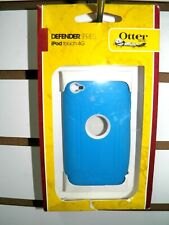 OTTER BOX DEFENDER BLUE/WHITE  IPOD TOUCH 4TH GENERATION ORIGINAL NEW IN BOX
