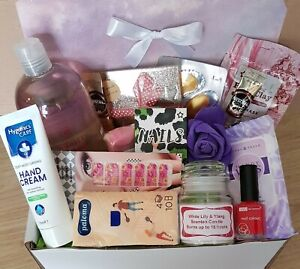 LADIES FRIEND BIRTHDAY GIFT HAMPER FOR HER PAMPER SPA BEAUTY CHRISTMAS GET WELL