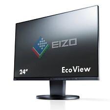 "Monitor / Bildschirm TFT 61 cm (24"") Eizo EV2450-BK, DVI, HDMI, DisplayPort, IPS"