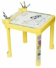 Despicable Me Minions Colouring Table With 5m Roll & Crayons Drawing Art