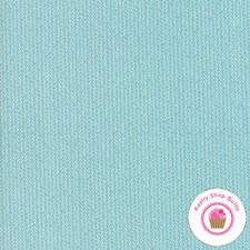 Moda HOMETOWN CHRISTMAS Icey Aqua Blue Tonal 5663 26 Sweetwater QUILT FABRIC