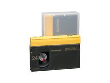 PANASONIC 24min DVC PRO Professional Video Kassette AJ-P24MP NEU(world*)000-709°