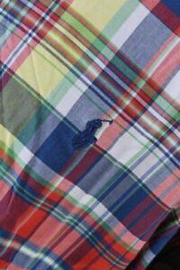 Ralph Lauren Checked Short Sleeve Shirt Size XXL