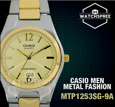 Casio Classic Series Men's Analog Watch MTP1253SG-9A