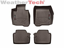 WeatherTech FloorLiner for BMW 4-Series Coupe w/ RWD - 2014-2017 - Cocoa