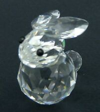 Swarovski Crystal Mini Rabbit 010012 - Excellent Condition