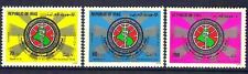 IRAQ 1984 Congress Of Military Medicine & Pharmacy SC 1141 - 1143 MH RARE
