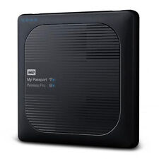 Western Digital My Passport Wireless PRO 2TB Wi-Fi SD USB 3.0 externe Festplatte