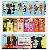 LOL SURPRISE OMG DOLLS QUEEN BEE LADY DIVA SWAG NEONLICIOUS CRYSTAL STAR WINTER